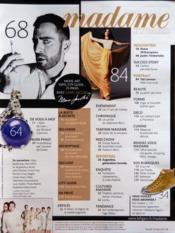 Madame Figaro du 10/03/2012 - Intérieur - Format classique
