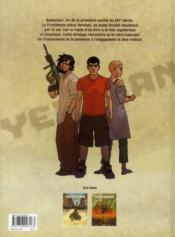 Yerzhan t.2 ; Laïka - 4ème de couverture - Format classique