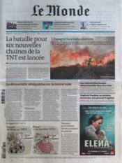 Monde (Le) N°20877 du 04/03/2012 - Couverture - Format classique