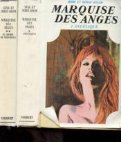 Marquise Des Anges - Tome 1 Angelique - Tome 2 Le Chemin De Versailles - Couverture - Format classique