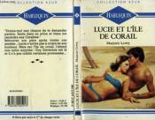 Lucie Et L'Ile De Corail - Honeymoon Island - Couverture - Format classique