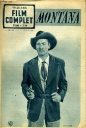Tous Les Jeudis - Film Complet N° 255 - Montana - Couverture - Format classique