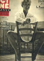 Cine Revue France - 33e Annee - N° 47 - La Pensionnaire - Couverture - Format classique