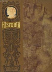 Historia - Tome Deuxieme - Couverture - Format classique