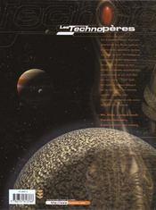 Les technopères t.2 ; l'école pénitentiaire de Nohope - 4ème de couverture - Format classique