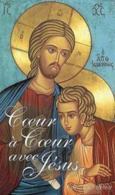 Coeur a coeur avec jesus - Couverture - Format classique