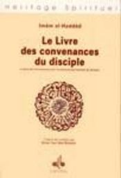 Le Livre Des Convenances Du Disciple - Intérieur - Format classique
