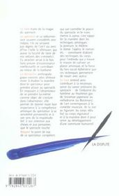 Introduction A L'Antrhropologie Du Spectacle - 4ème de couverture - Format classique
