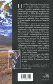 Dernieres Nouvelles De La Terre - 4ème de couverture - Format classique