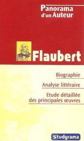 Flaubert - Couverture - Format classique