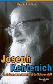 Joseph Kentenich, fondateur du mouvement de Schonstatt - Intérieur - Format classique