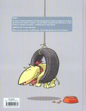 Diego de la S.P.A. t.1 - 4ème de couverture - Format classique