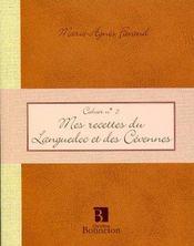 Cah.5 mes recettes languedoc cevennes - Intérieur - Format classique