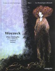 Bande dessinee t1 woyzeck - Intérieur - Format classique