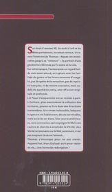 Les peaux transparentes - 4ème de couverture - Format classique