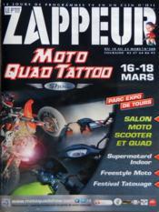 P'Tit Zappeur (Le) N°288 du 10/03/2012 - Couverture - Format classique
