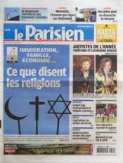 Parisien 75 (Le) du 04/03/2012 - Couverture - Format classique