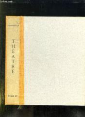 Theatre De Corneille. Tome Xv. Attila. - Couverture - Format classique