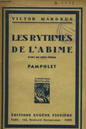Les Rythmes De L'Abime, Avec Ou Sans Rimes. Pamphlet - Couverture - Format classique