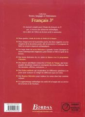 3eme pochette: La Littérature à l'honneur - Baz'art : Des ...