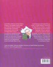 Carte Postale Gourmande - 4ème de couverture - Format classique