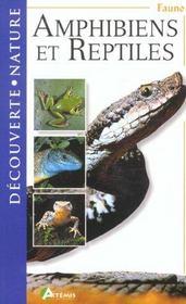 Amphibiens Et Reptiles - Intérieur - Format classique