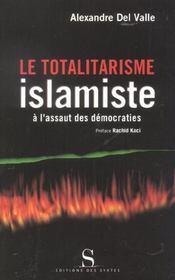 Le totalitarisme islamiste à l'assaut des démocraties - Intérieur - Format classique