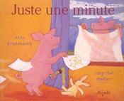 Juste Une Minute - Intérieur - Format classique
