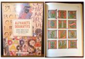 Alphabets Decoratifs Dix - Couverture - Format classique