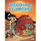 Kegoyo et Klamedia t.2; excentrique fantasy - Couverture - Format classique