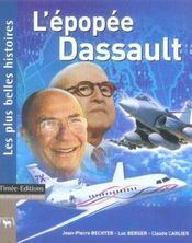 L'epopee dassault - Intérieur - Format classique