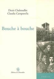 Bouche A Bouche - Couverture - Format classique