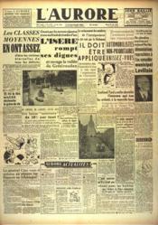 Aurore (L') N°1173 du 22/06/1948 - Couverture - Format classique