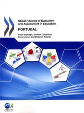 OECD reviews of evaluation and assessment in education : Portugal 2012 - Couverture - Format classique