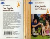 Une famille merveilleuse - Couverture - Format classique