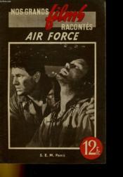 Nos Grands Films Racontes - Air Force - Couverture - Format classique