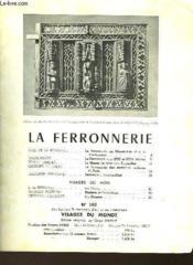 Visages Du Monde N°102 - La Ferronnerie - Couverture - Format classique