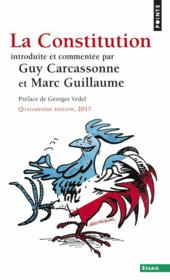 Vente livre :  La Constitution  - Guy Carcassonne - Marc Guillaume