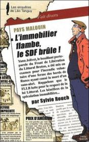 Vente  L'immobilier flambe, le SDF brûle !  - Sylvie Rouch