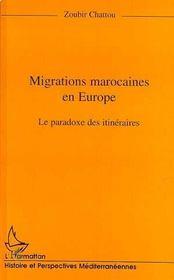 Migrations marocaines en Europe : le paradoxe des itinéraires - Intérieur - Format classique