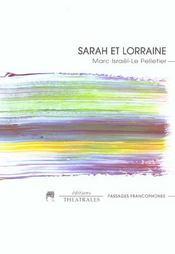 Sarah Et Lorraine - Intérieur - Format classique