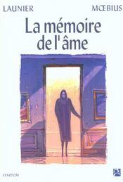 La Memoire De L'Ame - Intérieur - Format classique