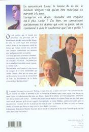 La Memoire De L'Ame - 4ème de couverture - Format classique
