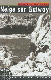 Neige sur galway - Intérieur - Format classique