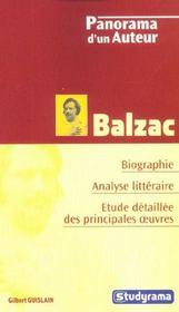 Balzac - Intérieur - Format classique