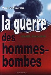 La guerre des hommes-bombes - Intérieur - Format classique