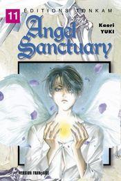 Angel sanctuary t.11 - Intérieur - Format classique
