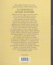 Nouvelle Bande Dessinee, Entretiens Avec Hugues Dayez - 4ème de couverture - Format classique