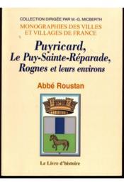 Puyricard, Sainte-Reparade, Rognes Et Leurs Environs - Couverture - Format classique