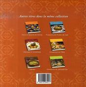 Soupes et potages - 4ème de couverture - Format classique